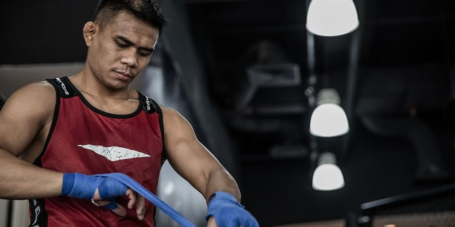 Ber-DNA Gulat Bak Khabib, Petarung MMA Indonesia Berhasrat Habisi Lawan via Pukulan Maut