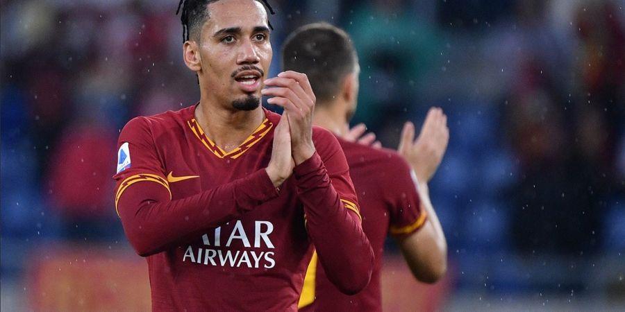 Kembali ke Pelukan AS Roma, Chris Smalling Akui Merasa Bahagia