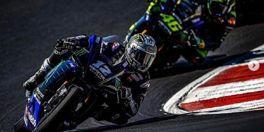 Rekap Hasil Latihan Bebas 1 MotoGP Prancis 2020