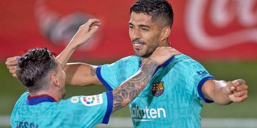 Luis Suarez Ungkap Reaksi Lionel Messi Saat Dirinya Terdepak dari Barcelona