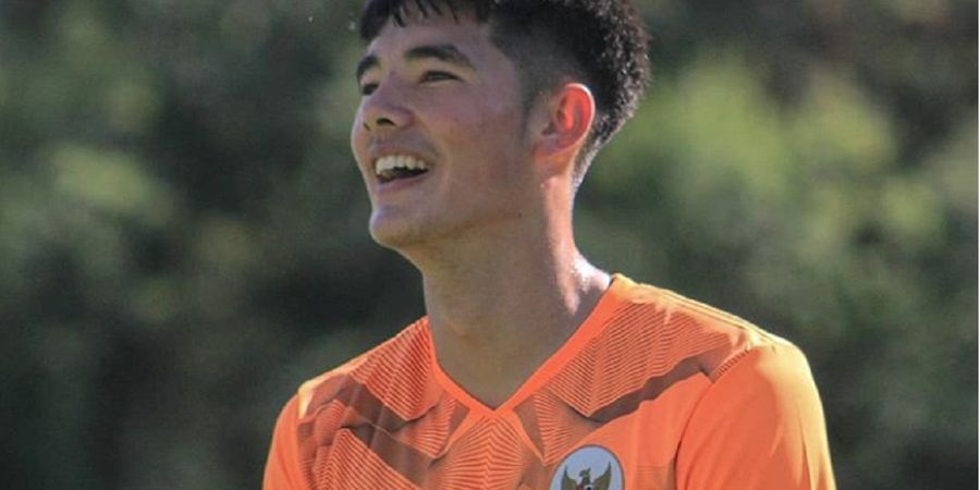 Alasan Logis Pelatih Timnas U-19 Indonesia Shin Tae-yong Kenapa Elkan Baggott Starter Versus Makedonia Utara