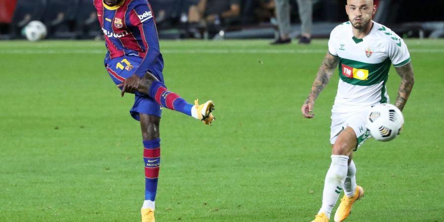 Januari 2021, Barcelona Siap Lepas Ousmane Dembele secara Permanen