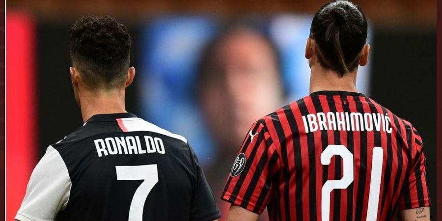 10 Pemain Termahal di Liga Italia - Ronaldo Bisa Nafkahi 9 Pemain Terelite AC Milan dan Satu Tim Udinese