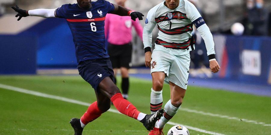 Paul Pogba Panen Kritikan, Kapten Timnas Prancis Beri Pembelaan