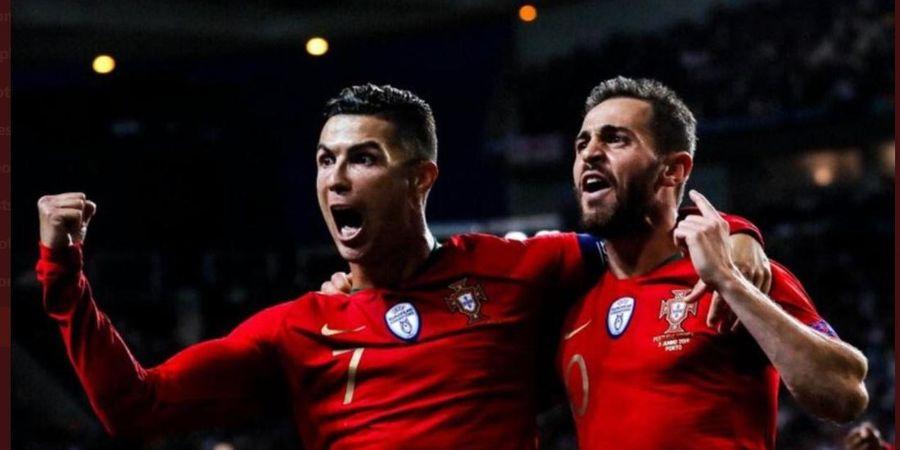 14 Pesepak Bola Hebat ini Ternyata Ngefans dengan Cristiano Ronaldo