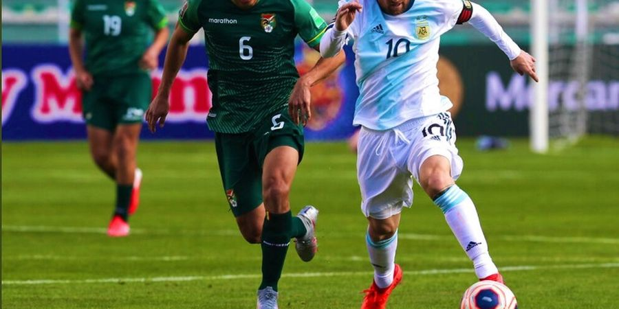 Taklukkan Stadion di Atas Awan, Lionel Messi Lepas dari Kutukan
