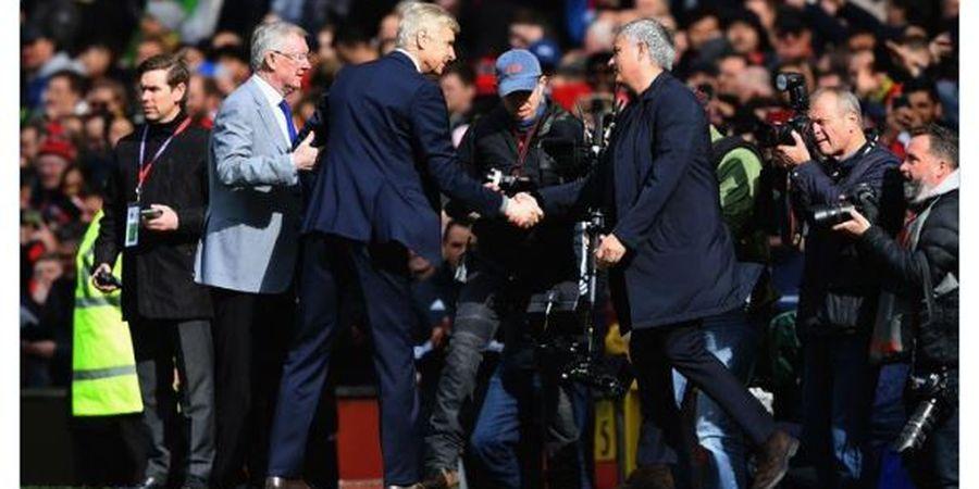 Respons Jose Mourinho soal Ketiadaan Namanya dalam Buku Arsene Wenger
