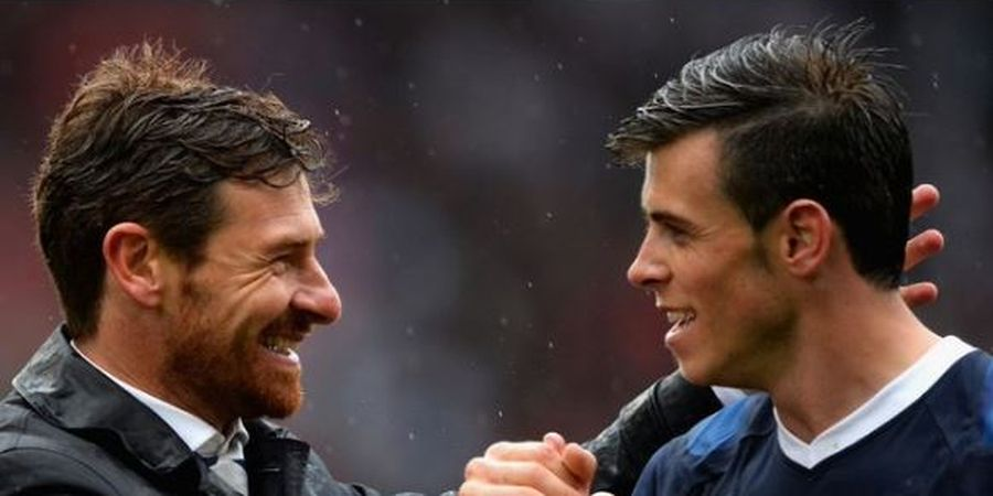 Villas-Boas Kenang 1 Keputusannya yang Buat Gareth Bale Menggila di Tottenham