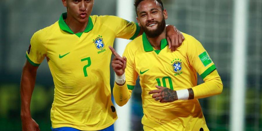 Gara-gara Kecerobohan Neymar, Pemain Ini Diteror 1.000 Pesan WhatsApp