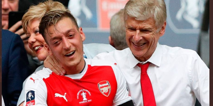 Mesut Oezil Gabung Fenerbache, Arsene Wenger Sebut Arsenal Buat Frustrasi
