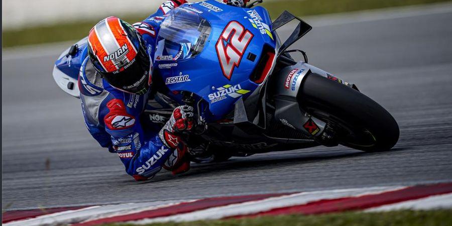 Hasil MotoGP Aragon 2020 - Juara Baru dari Suzuki, Alex Marquez Menggila