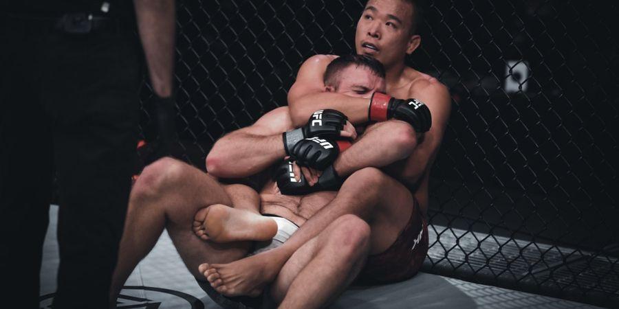 UFC Fight Island 6 - Sudah Diajari Khamzat Chimaev, Korban Pertama Malah Digebuki Habis-habisan