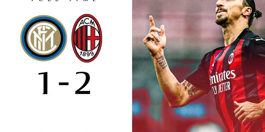Hasil dan Klasemen Liga Italia - Di Puncak 4 Kali Menang, Terakhir AC Milan Begini, 17 Pemain Belum Lahir