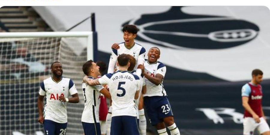 Hasil Liga Inggris - Gareth Bale Catat Sejarah Aneh, Tottenham Hancur Lebur dalam 13 Menit