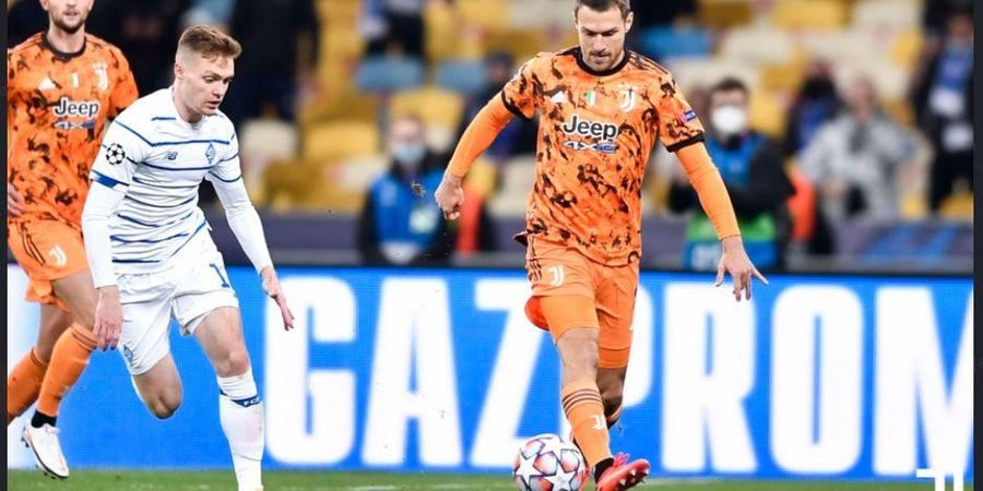 Hasil Liga Champions - Gelandang Juventus Kejar Catatan Gareth Bale dan Ryan Giggs