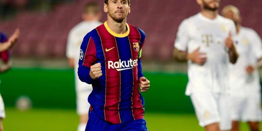 Cari Suksesor Lionel Messi, Barcelona Bidik Target Utama Real Madrid