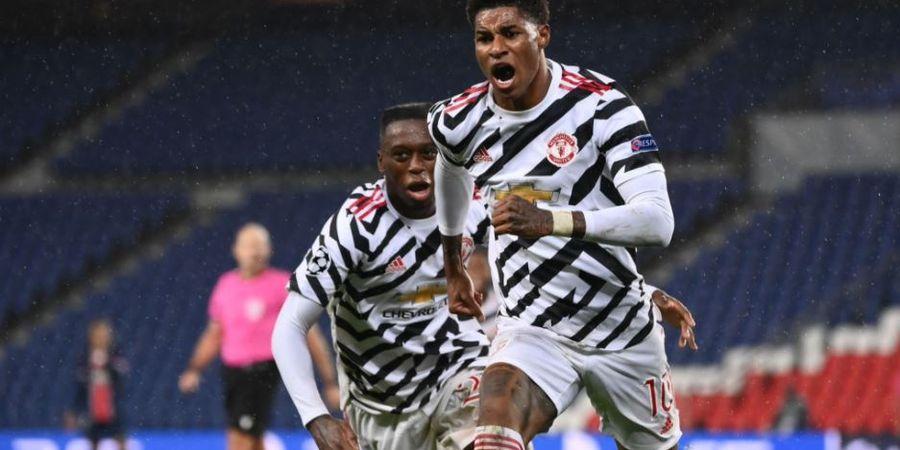 Solskjaer Jelaskan Mengapa Rashford Diganti Pogba Saat Man United Lawan AC Milan