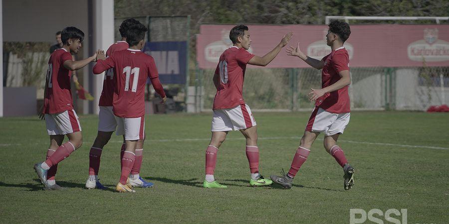 Kalahkan Hajduk Split, Timnas U-19 Indonesia Punya Tradisi Unik