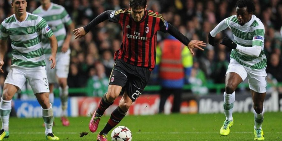 Celtic Vs AC Milan - I Rossoneri Masih Superior bagi The Bhoys