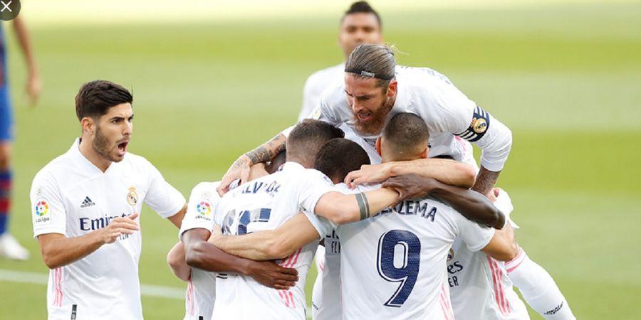 Hasil Liga Champions - Atletico Bangkit, Real Madrid Malah Melempem