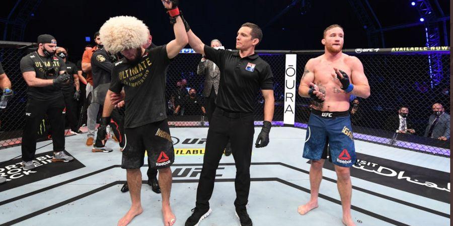 BREAKING NEWS - Terpikat Charles Oliveira dan Tunggu McGregor vs Poirier, Khabib Bakal Comeback ke UFC!