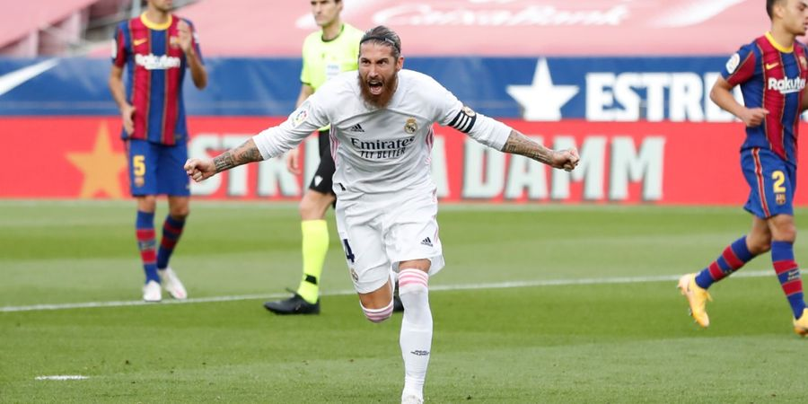 Soal Hadiah Penalti Real Madrid, Begini Penjelasan Sergio Ramos