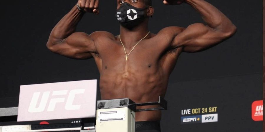 Hasil UFC 254 - Petarung Ini Menang Lebih Cepat dari Khamzat Chimaev di Laga Debut