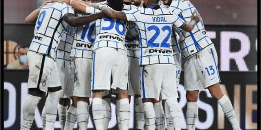 Hasil Liga Italia - Romelu Lukaku Pemain Asing Tertajam, Inter Milan Naik 4 Posisi