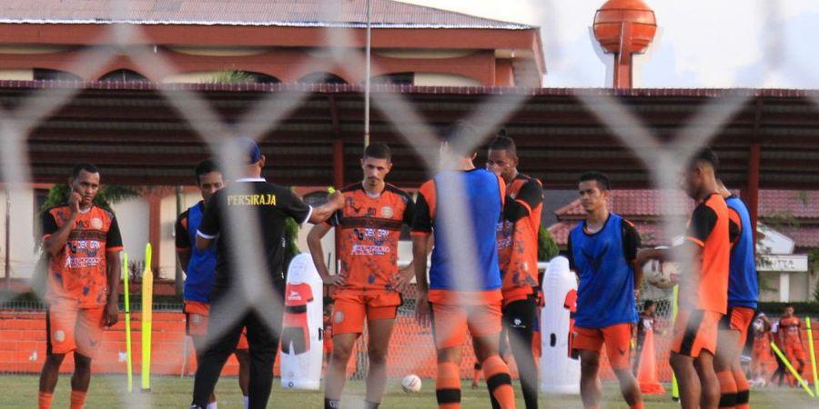 Aksi Persiraja Banda Aceh Pertanyakan Nasib Liga 1 Tidak Dapatkan Jawaban