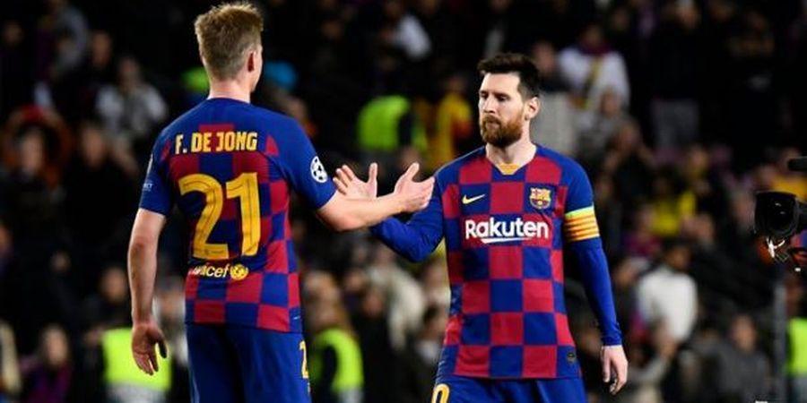 Kejadian di Bandara El Prat Tunjukkan Lionel Messi Ingin Cepat-cepat Hengkang dari Barcelona