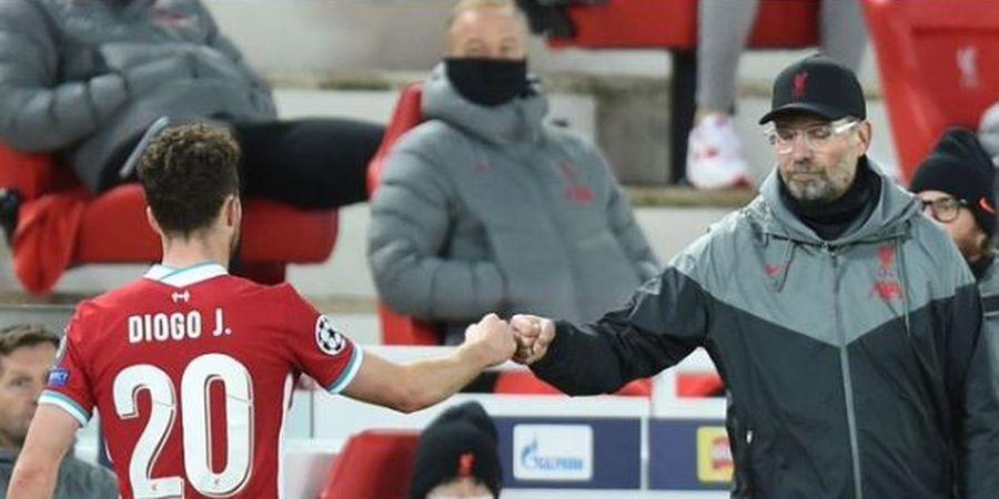 Pelatih Liverpool Juergen Klopp Bentak Wartawan Saat Ditanya soal Firmino