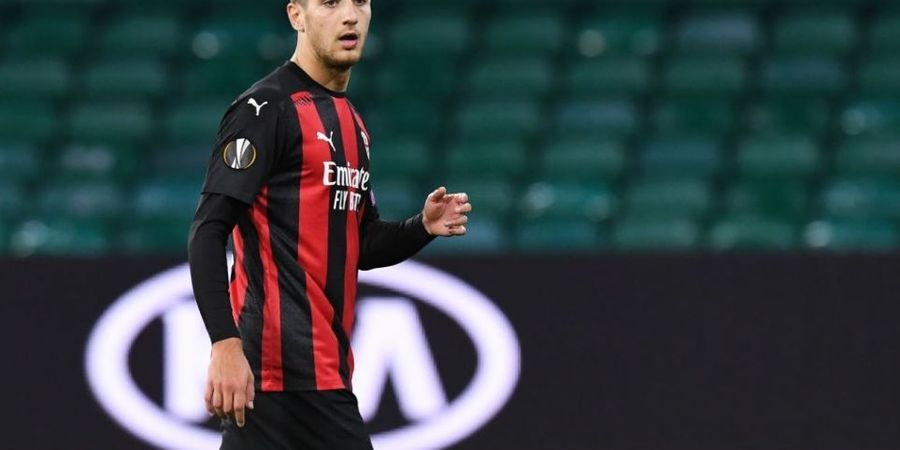 Karena Hal Ini, Bek Pinjaman Manchester United Bahagia di AC Milan