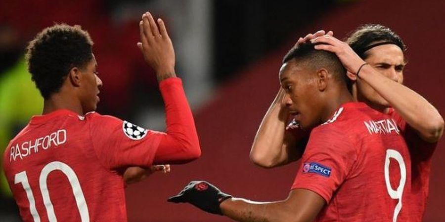Louis Saha Desak Solskjaer untuk Tidak Menjual Striker Manchester United