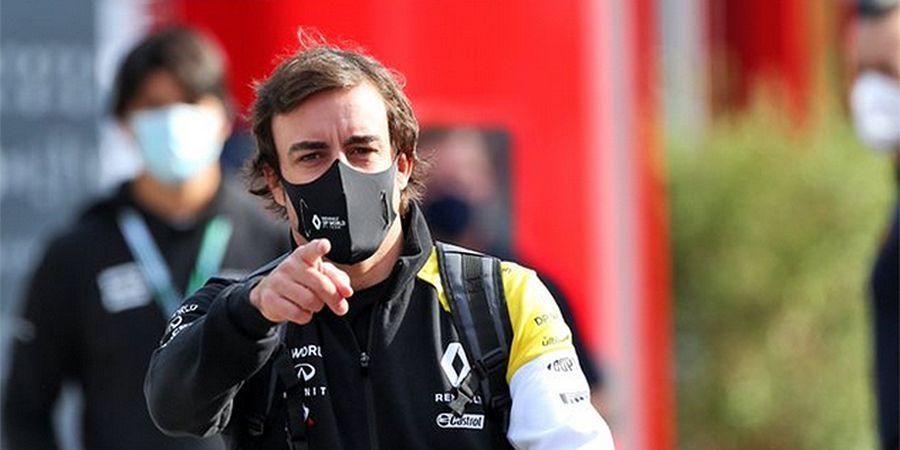 Berstatus Paling Senior, Fernando Alonso Kuasai Tes Pembalap Muda F1