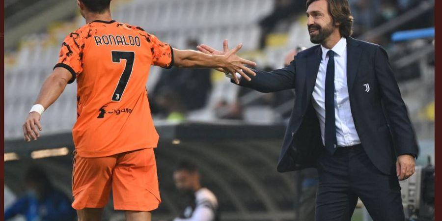 Digosipkan bakal Dipecat Juventus Pekan Ini, Andrea Pirlo Tak Sempat Baca Koran