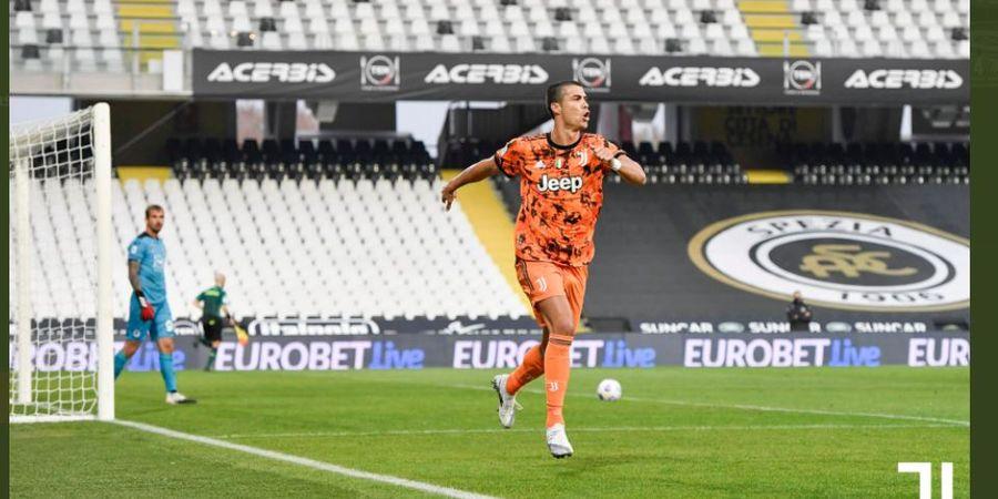 Cetak Gol Lawan Andora, Ronaldo Semakin Dekat dengan Rekor ini
