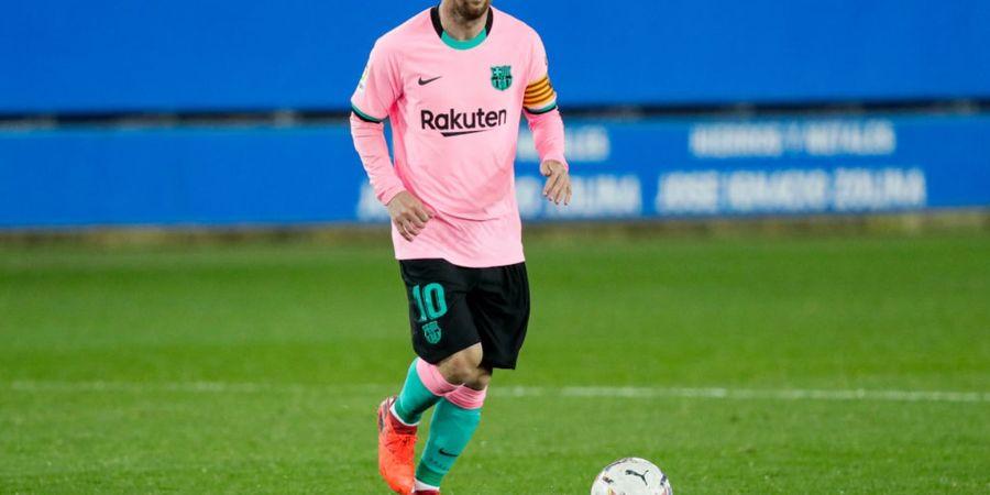 Salah Paham soal Rencana Jual Lionel Messi, Bos Barcelona Ingin Ajak Ngobrol Ronald Koeman