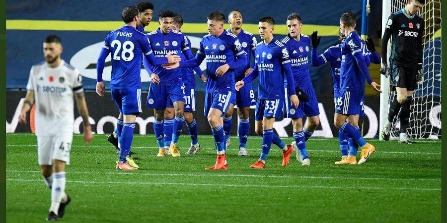 Klasemen Sementara Liga Inggris - Leicester Dingin di Puncak