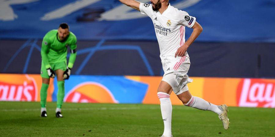 Susunan Pemain Real Madrid Vs Atletico Madrid - Adu Tajam Duo Veteran-Wonderkid