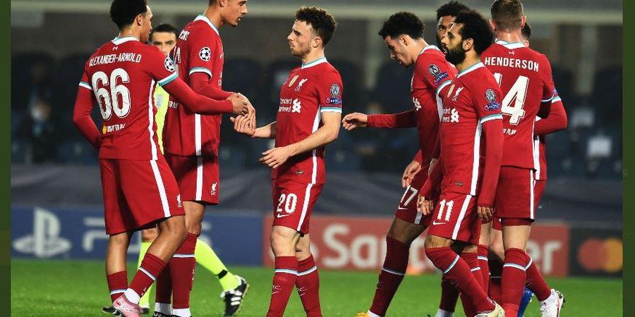 Hasil Lengkap Liga Champions - Real Madrid Raih Kemenangan Perdana, Liverpool Mengamuk