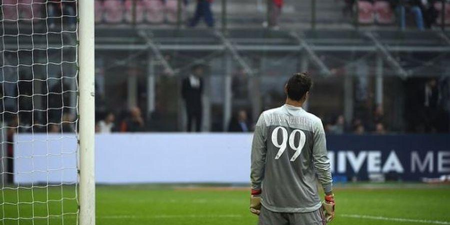 Stefano Pioli Akui Kebobolan Saat Donnarumma Tepis Angin Buat AC Milan Remuk 0-3