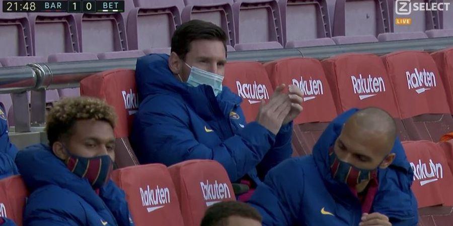 Sebelum Hijrah dari Barcelona ke Manchester City, Lionel Messi Minta Guru dan Sahabatnya Bertahan