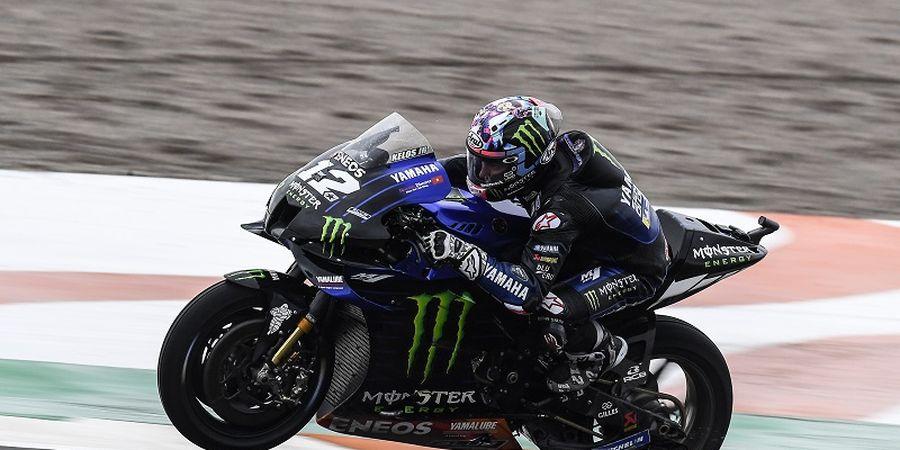 MotoGP Valencia 2020 - Maverick Vinales Paham Perasaan Fabio Quartararo