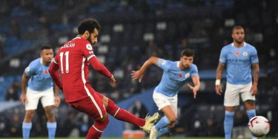 Hasil Liga Inggris - Arsenal Dibantai, City dan Liverpool Main Imbang