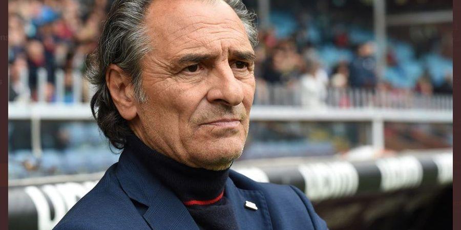 Cesare Prandelli Resmi Mudik ke Fiorentina, Aroma Kenangan Liga Champions 10 Tahun Silam