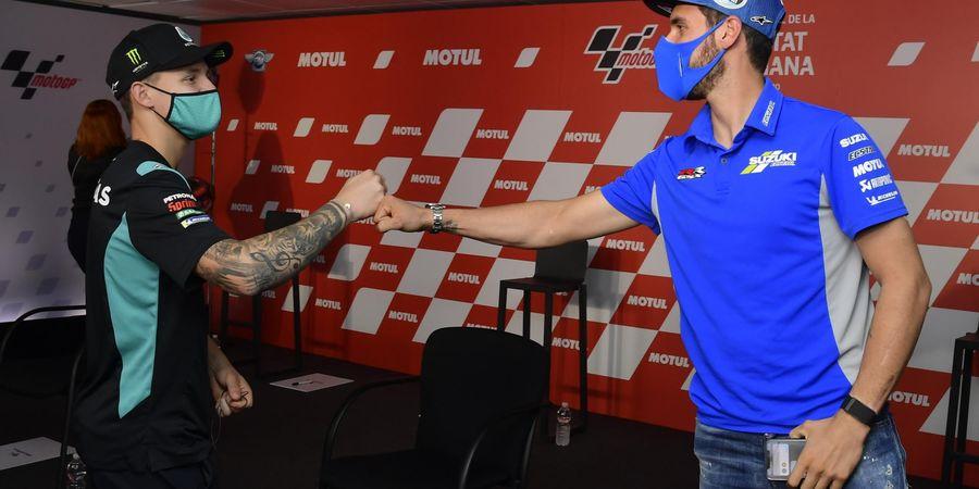 Alex Rins dan Fabio Quartararo Mulai Ragu Bisa Geser Joan Mir sebagai Juara Dunia