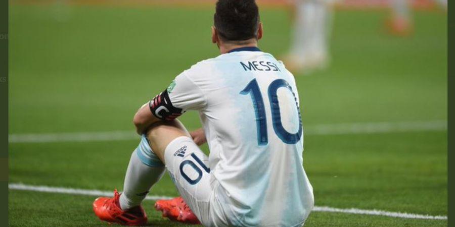 Peru vs Argentina - Lionel Messi Hadapi Satu Lagi Lawan Terkutuk