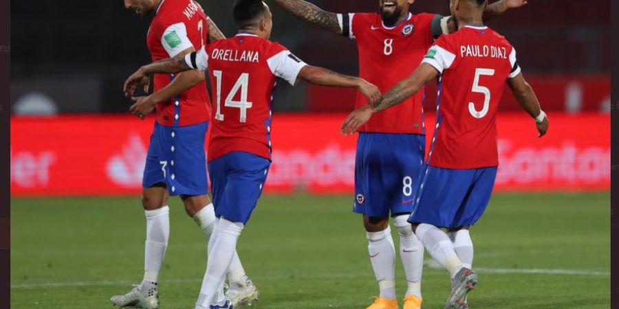 Copa America 2021 - Maksud Hati Ingin Cukur Rambut, Pemain Cile Terancam Denda karena Langgar Protokol COVID-19
