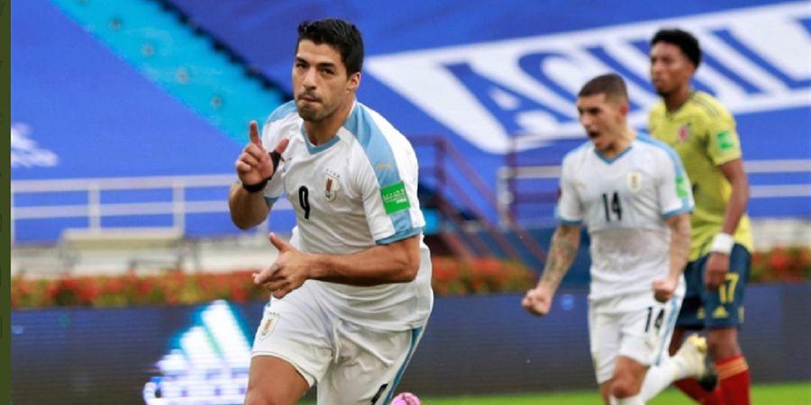 Positif COVID-19, Luis Suarez Dipastikan Absen Lawan Barcelona