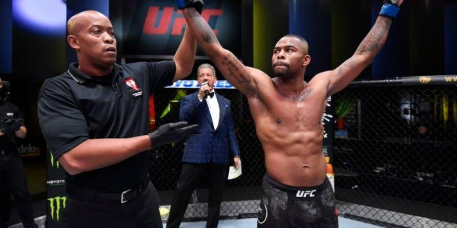UFC Fight Night 183 - 10 Kali Lebih Cepat dari Khamzat Chimaev, Petarung Ini Meng-KO 2 Lawan